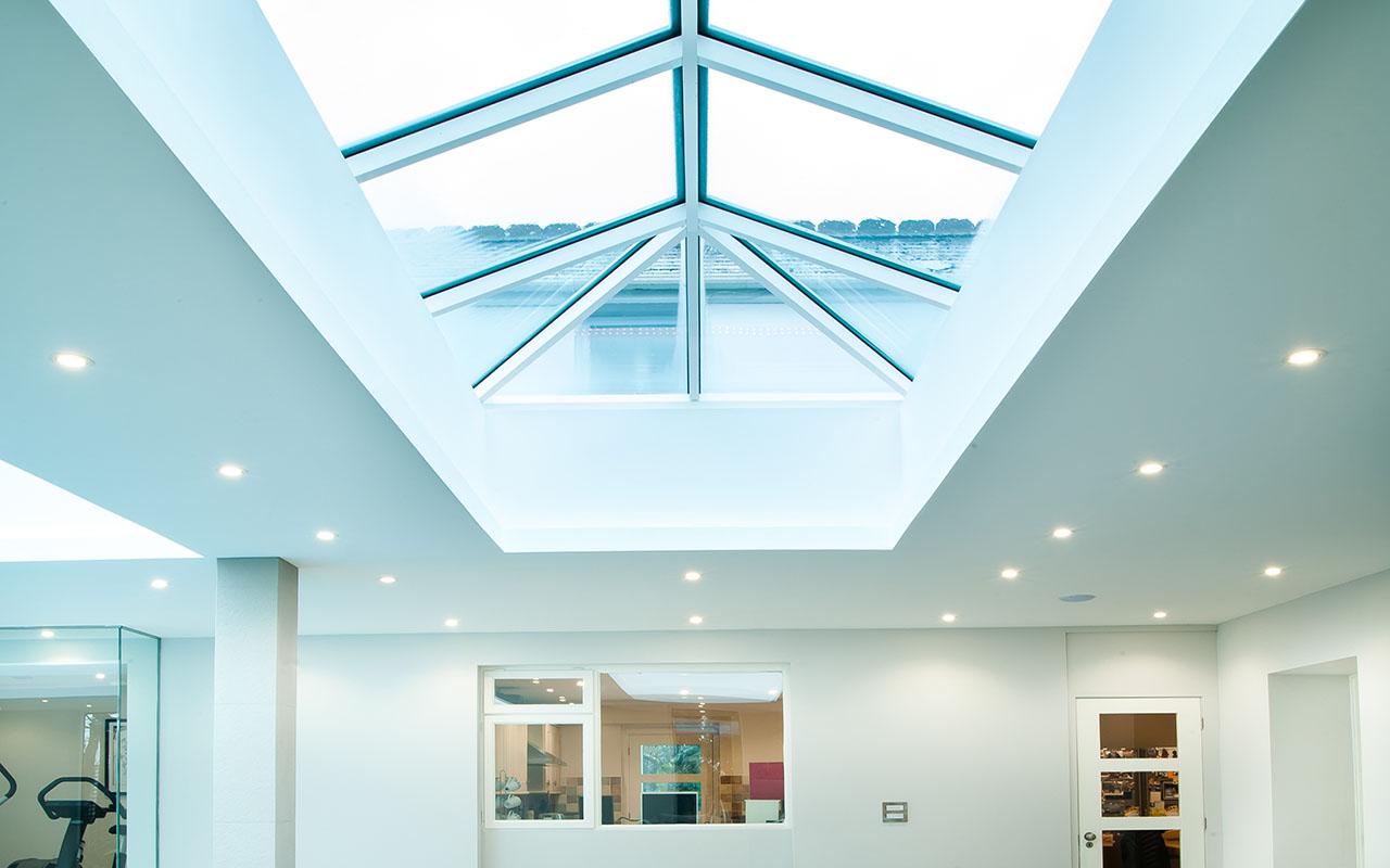 Lantern Roofs  Harpenden Windows