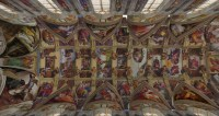 The Sistine Chapel in Second Life | Around the Grid