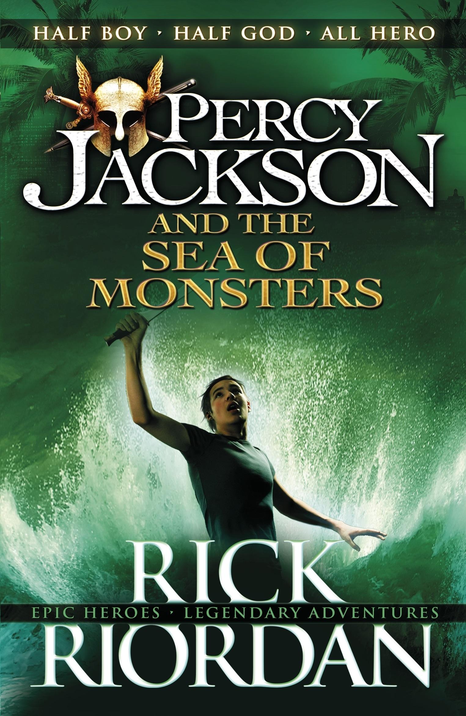Percy Jackson Som Cover Harper Grae