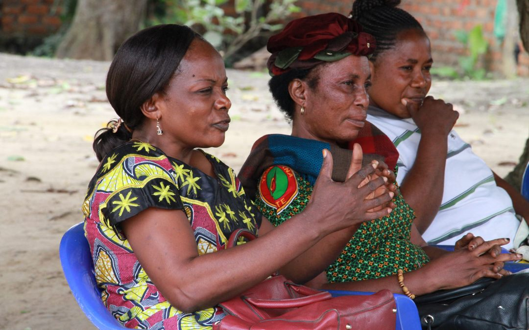 """Giving Hope to the Hopeless"": The Mama Lynn Center for Congolese Women"