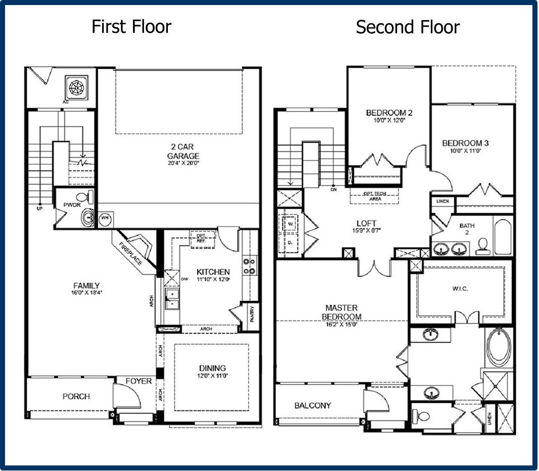 Bedroom House Plans One Story Bedroom Design Ideas