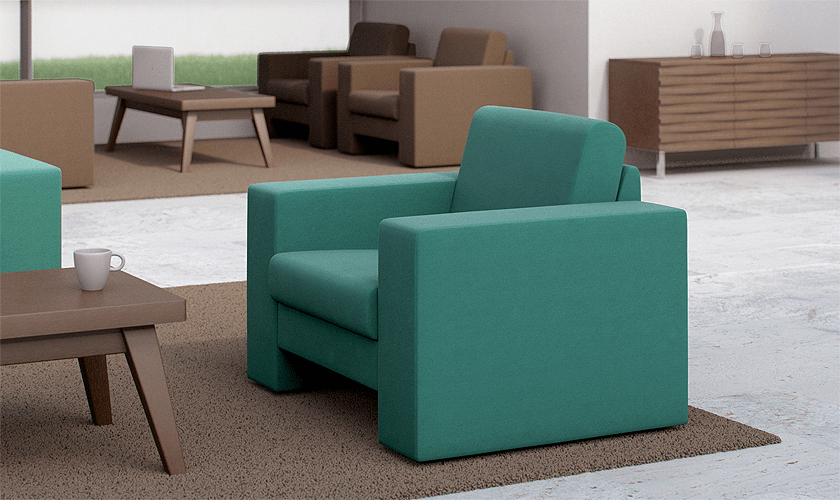 Timeless design and superior comfort for all environments