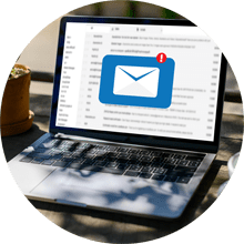 Navigate to email management software page