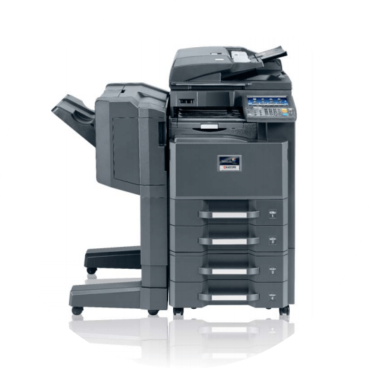 Image of printer linking to managed print services london and uk