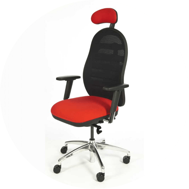 Picture of chair linking to seating range for office furniture and home office furniture