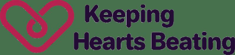 Keeping Hearts Beating Logo