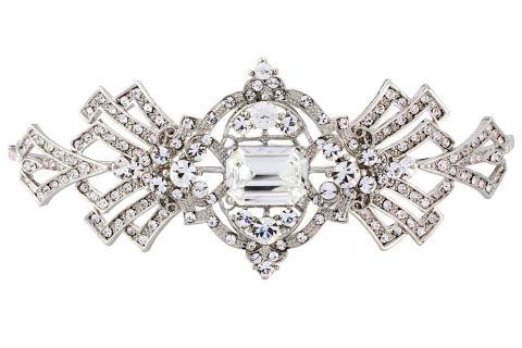 Gatsby bridal tiara