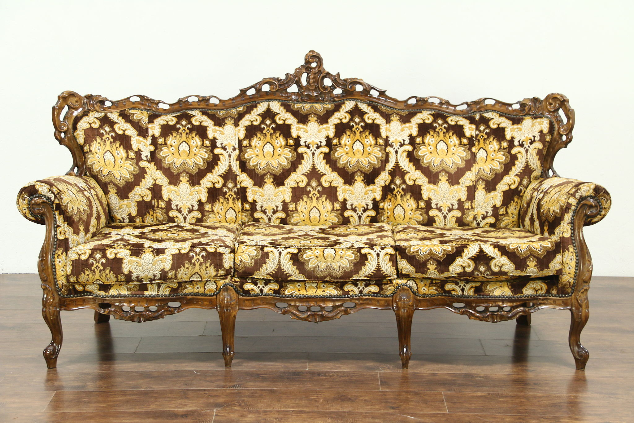 Big Sofa Vintage Look Baroque Style Sofa Luxury French Baroque Style Clic