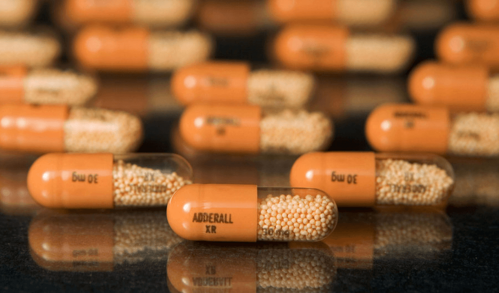 how long does adderall stay in your system