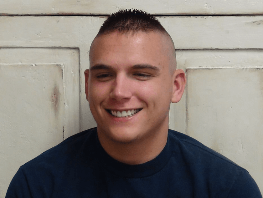 Military Haircut High and Tight Recon