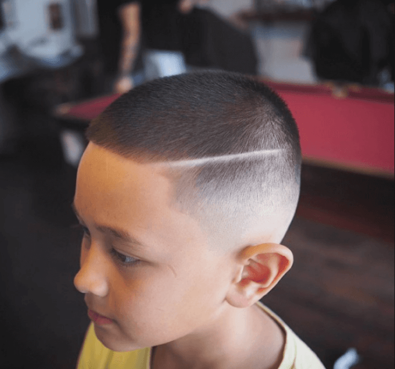 The Butch Cut Kids Hairstyles