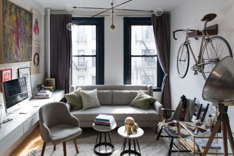 Stop Living Dorm Style Ideas