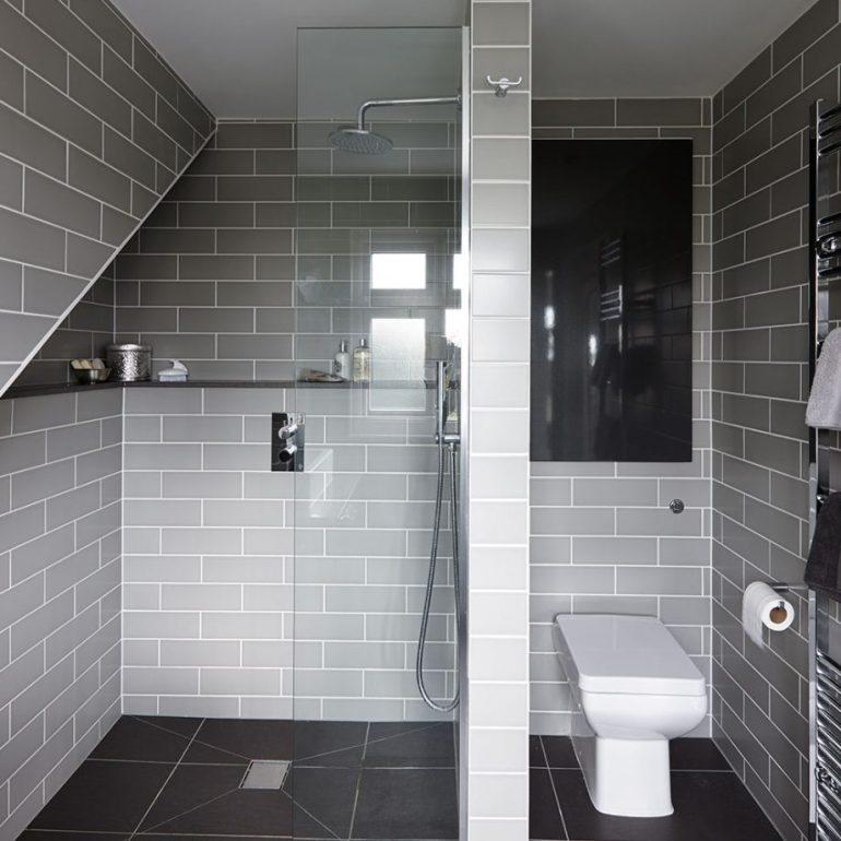 Small Bathroom Decor Ideas - Work in A Wet Small Bathroom Design Ideas - harpmagazine.com