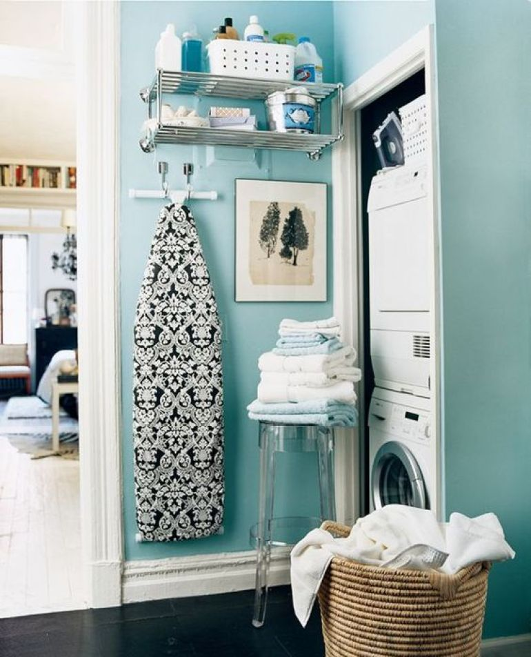 Small Laundry Nook Room Ideas