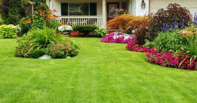 Front Yard Landscaping Ideas Magnificent Front Yard Landscaping Ideas - harpmagazine-com