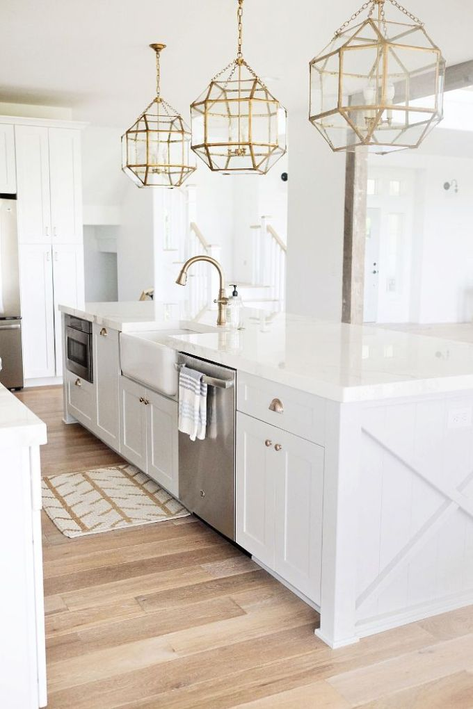 Kitchen Lighting Ideas - Mason Jar Chandelier D - harpmagazine.com