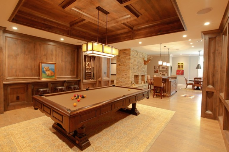Fabric Basement Ceiling Ideas - harpmagazine.com