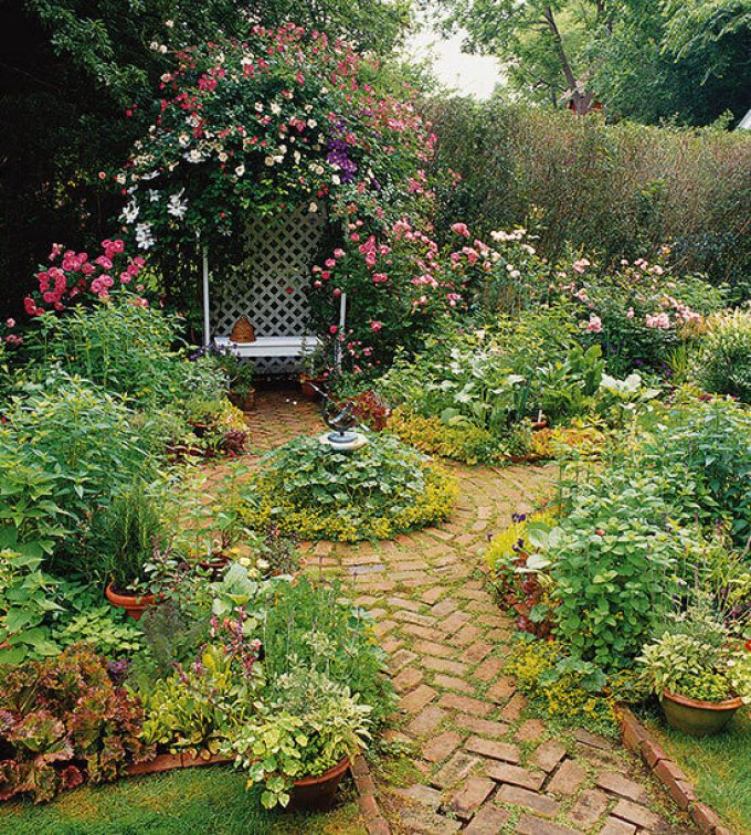 Backyard Landscaping Ideas - Turn Under Turf - harpmagazine.com