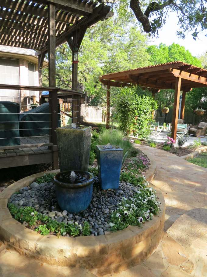 Backyard Landscaping Ideas - Escape the Sun - harpmagazine.com
