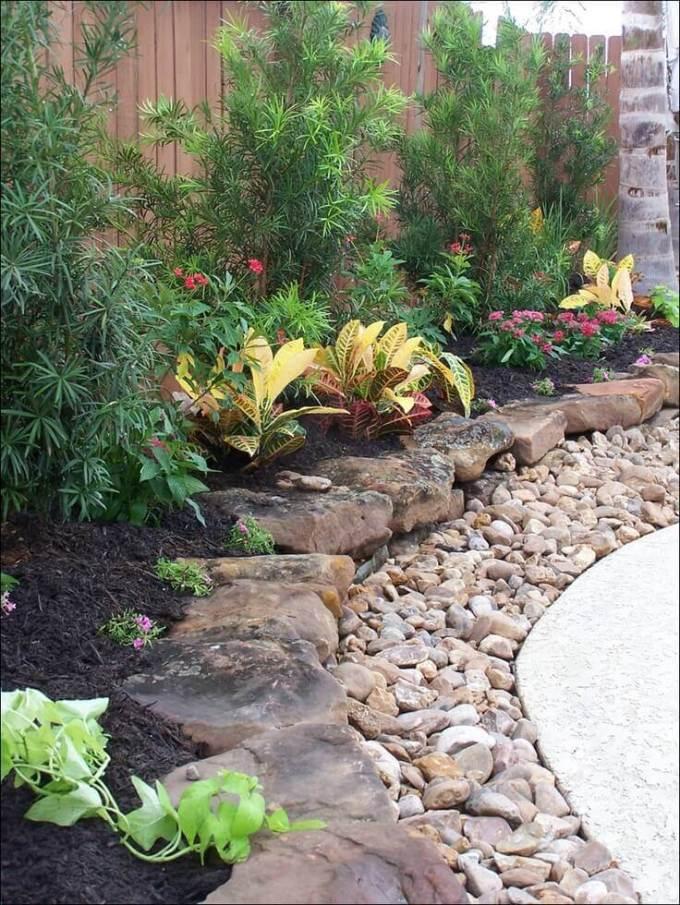 Backyard Landscaping Ideas - Rocky Levels - harpmagazine.com