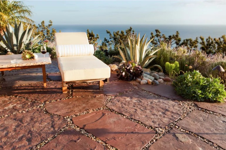 Paver Patio Ideas With a View of the Pacific - harpmagazine.com