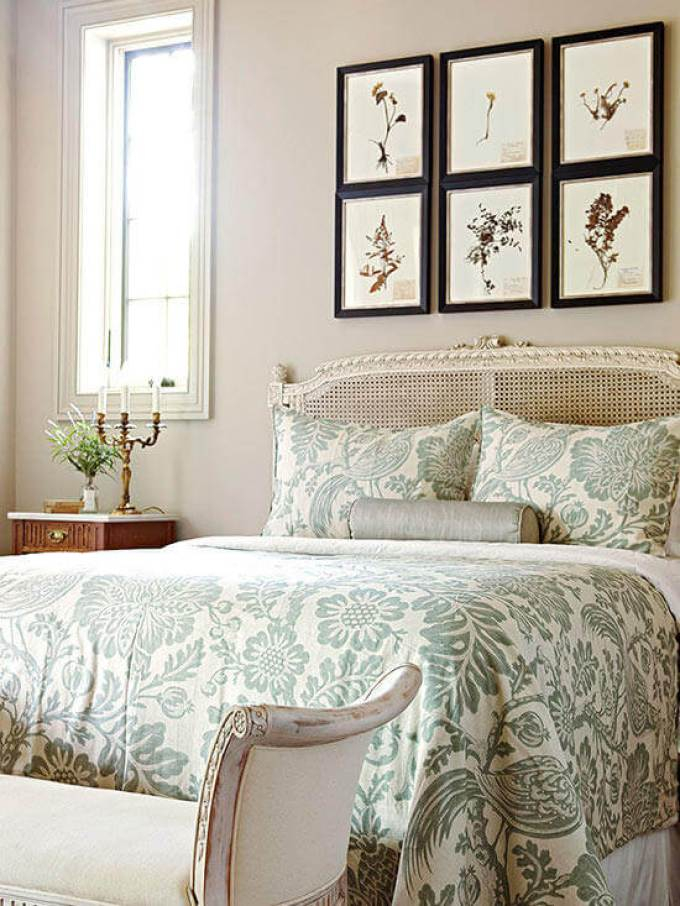 Romantic Master Bedroom Decor Ideas - Antique Update - Harpmagazine.com