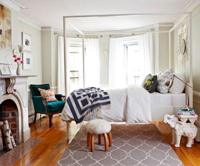 Small Master Bedroom Decor Ideas - Stylish Decor - Harpmagazine.com