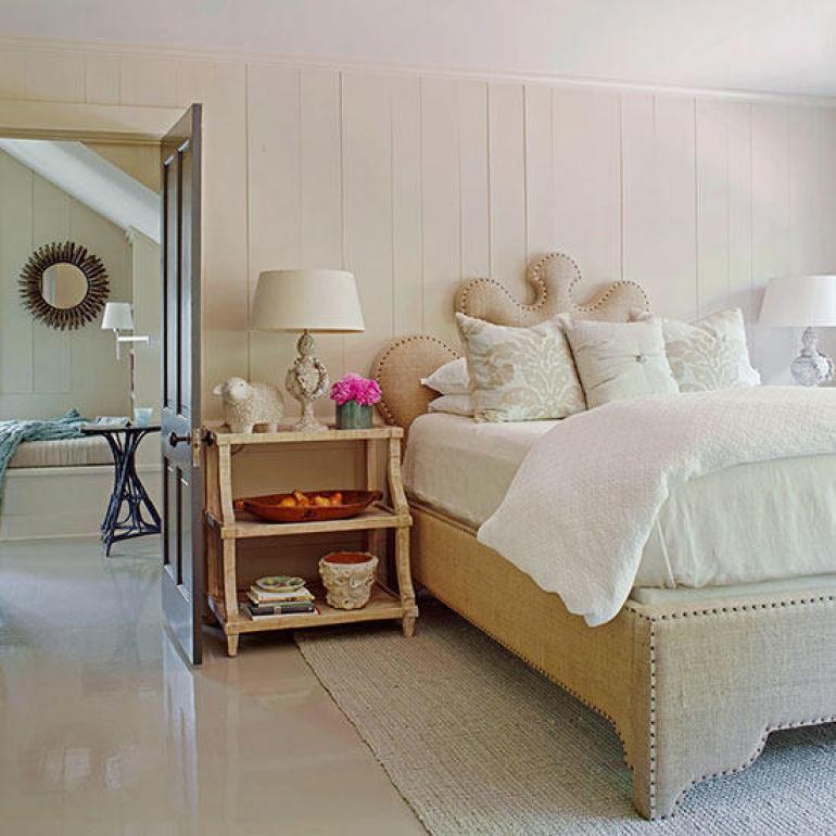 Master Bedroom Decor Ideas - Simply Neutral - Harpmagazine.com