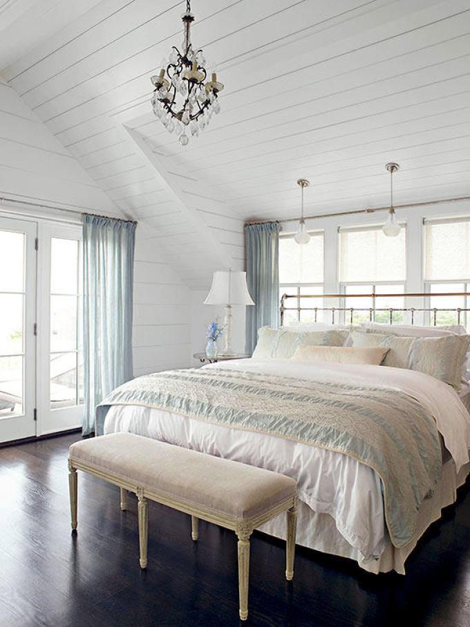 Modern Master Bedroom Decor Ideas - Ligth and Bright - Harpmagazine.com