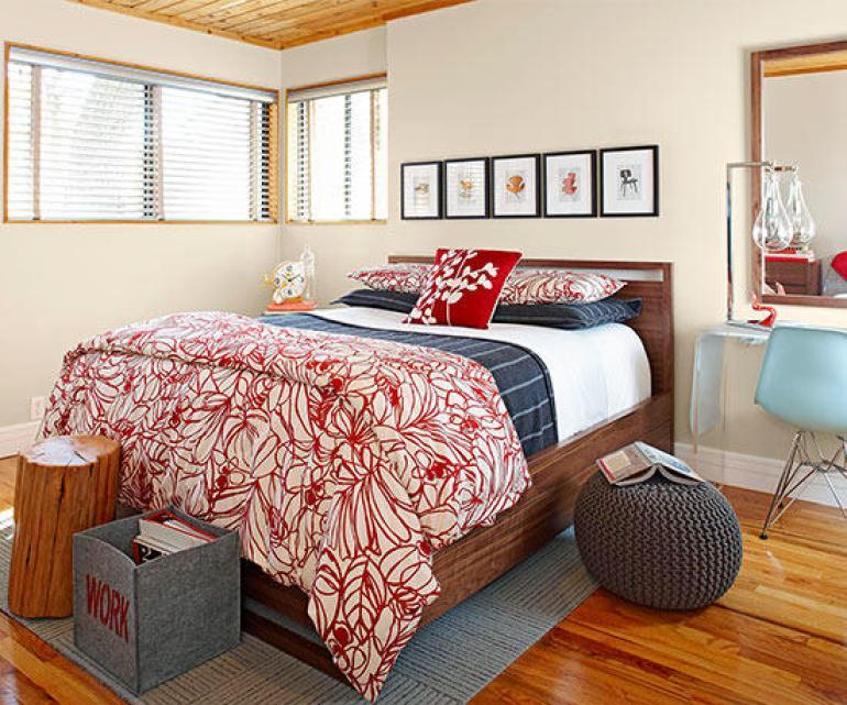 Master Bedroom Decor Ideas - Modern Comfort - Harpmagazine.com