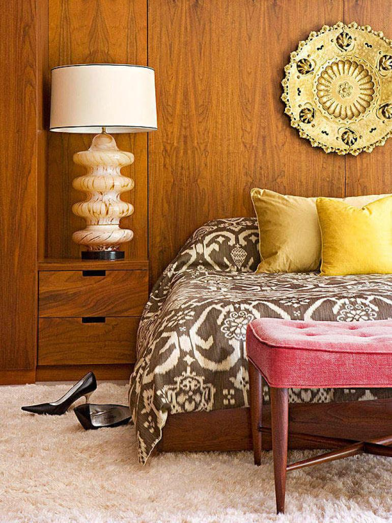 Small Master Bedroom Decor Ideas - Fab Wood Grains - Harpmagazine.com
