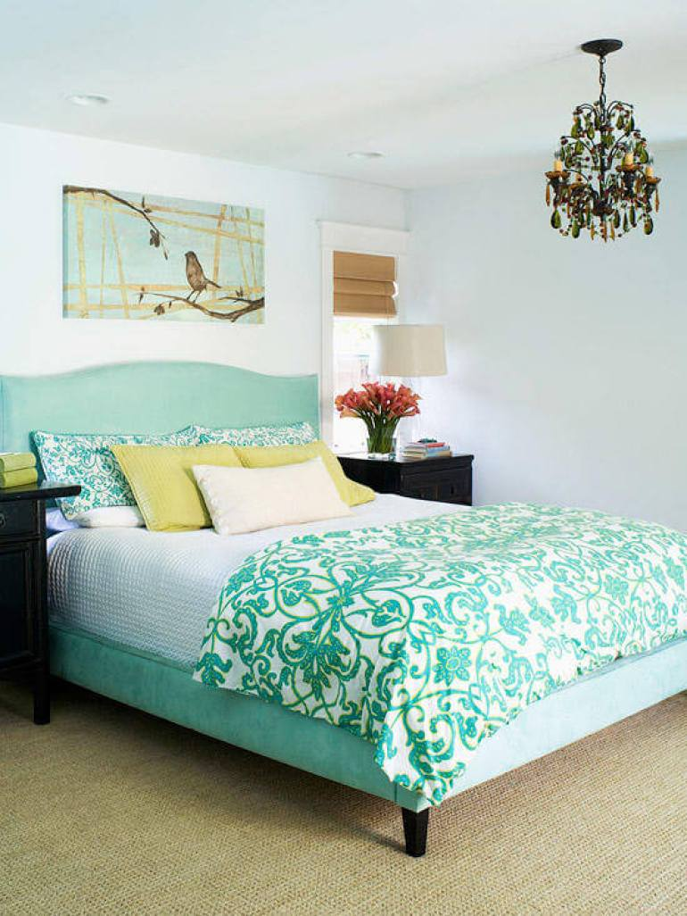 Top 10 Master Bedroom Decor Ideas - Coloring Inside the Lines - Harpmagazine.com