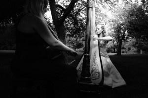 harp-cello-wedding music