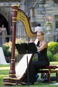 MErion Tribute House Wedding Harp