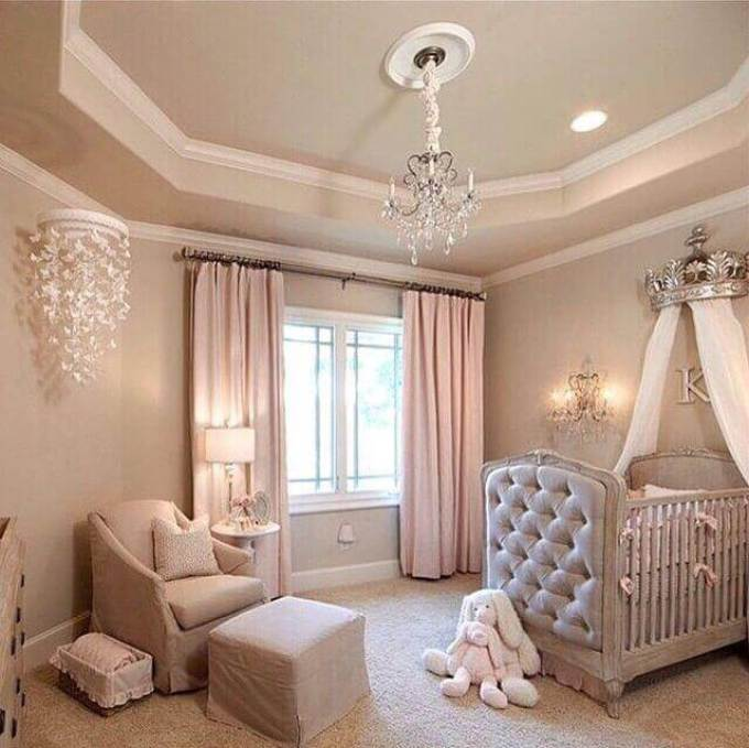 Baby Room Ideas Nursery Themes And Decor: 27 Cute Baby Room Ideas: Nursery Decor For Boy, Girl And