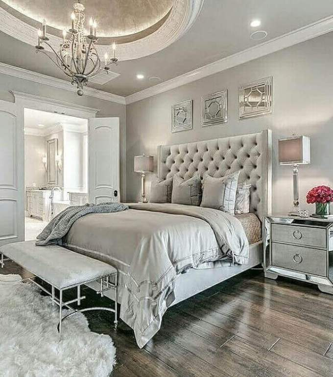 Bedroom Paint Colors Glamorous Bedroom - Harppost.com