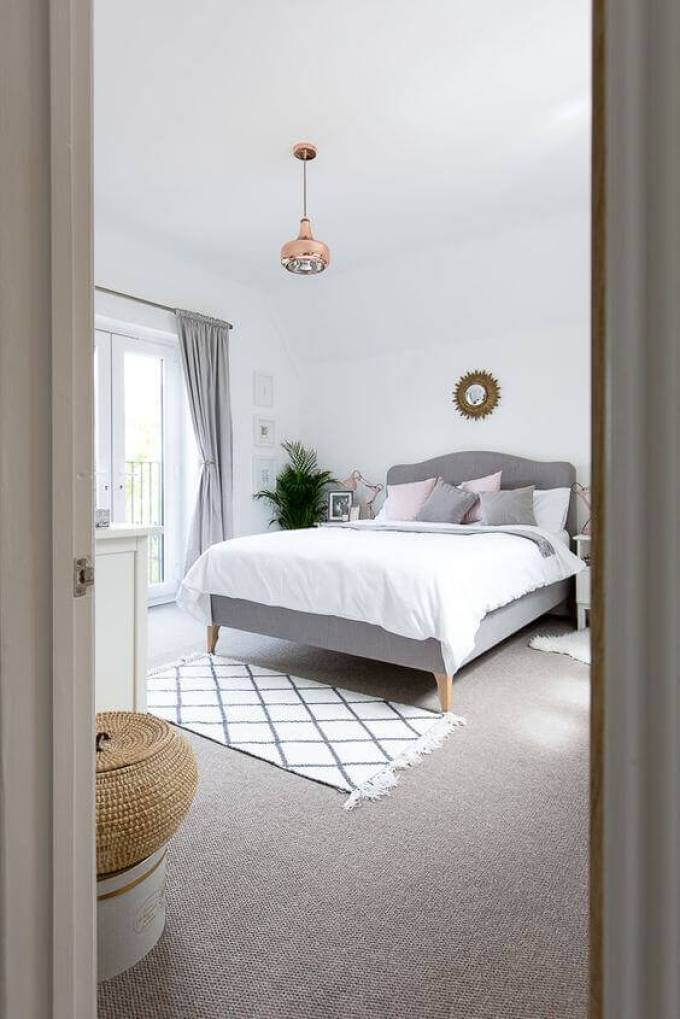 Bedroom Paint Colors Romantic and Modern - Harppost.com
