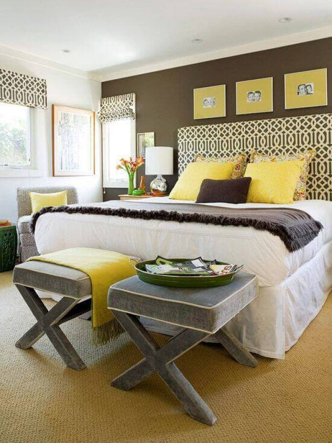 Bedroom Paint Colors The Power of Sun and Earth - Harppost.com