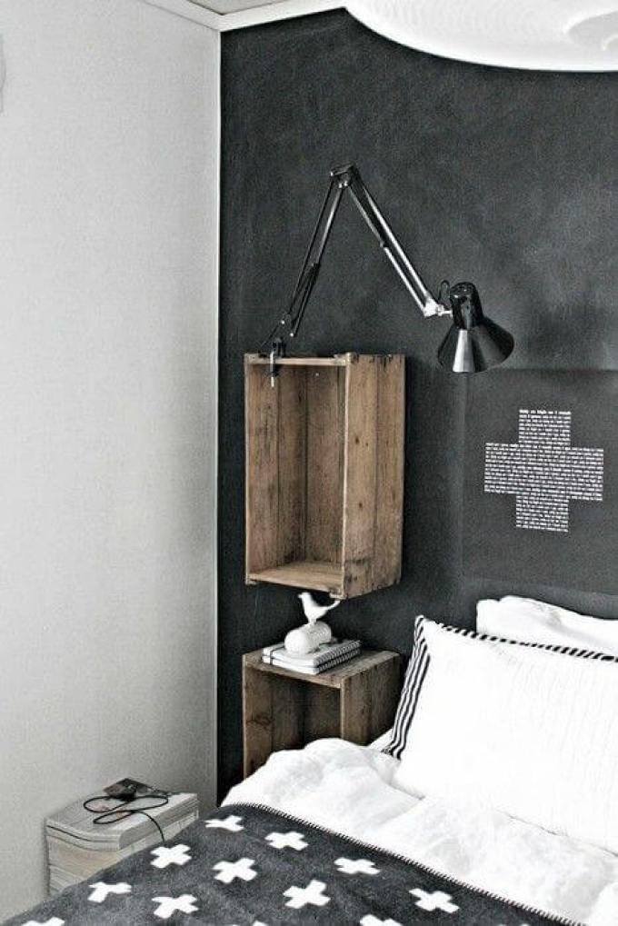 Boys Bedroom Ideas Monochrome Dreamscape - Harppost.com