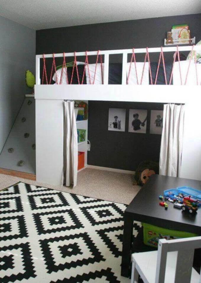 Boys Bedroom Ideas Multifunctional Escape - Harppost.com