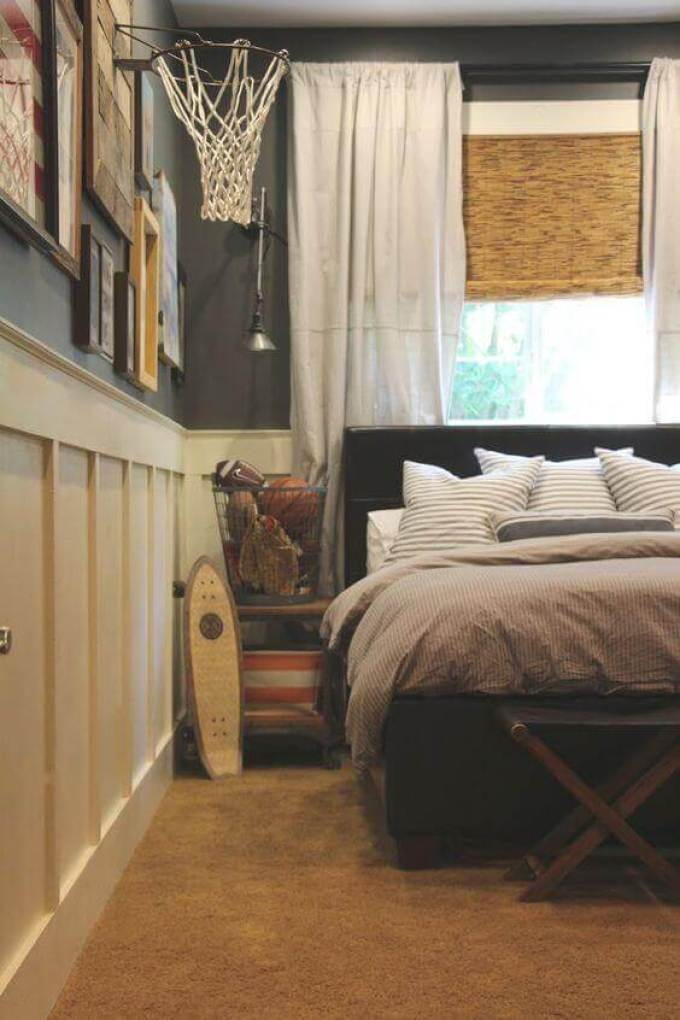 Boys Bedroom Ideas Rustic Magnificence -Harppost.com