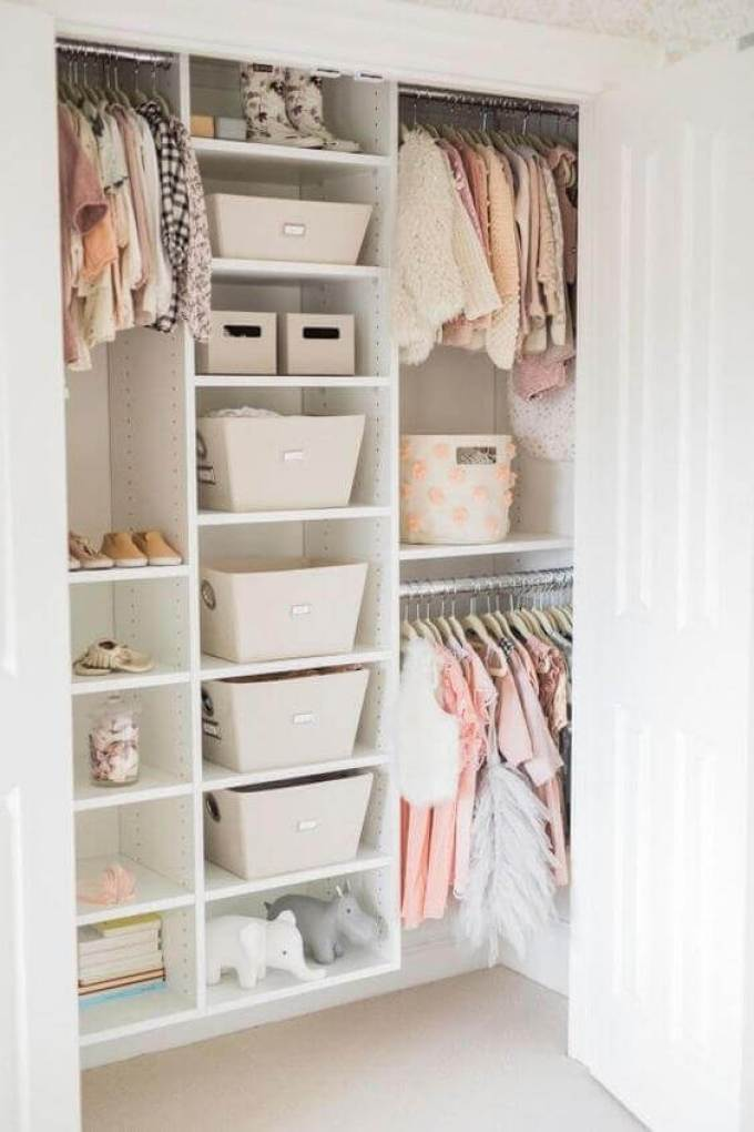 Closet Organizers for Girls Bedroom Ideas - Harppost.com