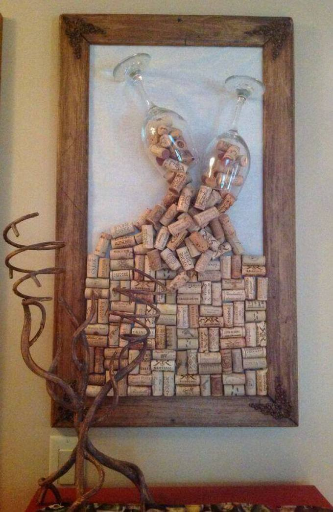 Cork Board Ideas Empty The Glasses! - Harppost.com