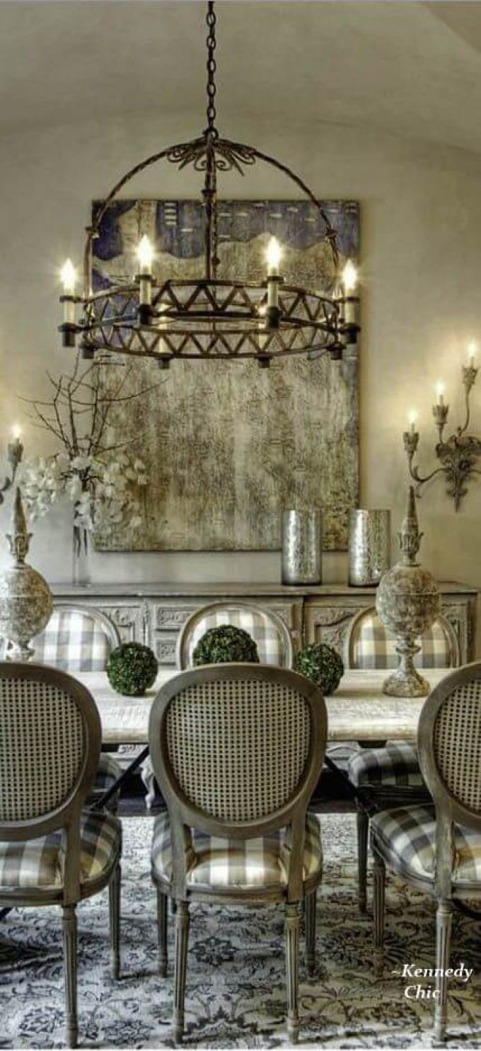 French Country Decor Let's Dig in! - Harppost.com