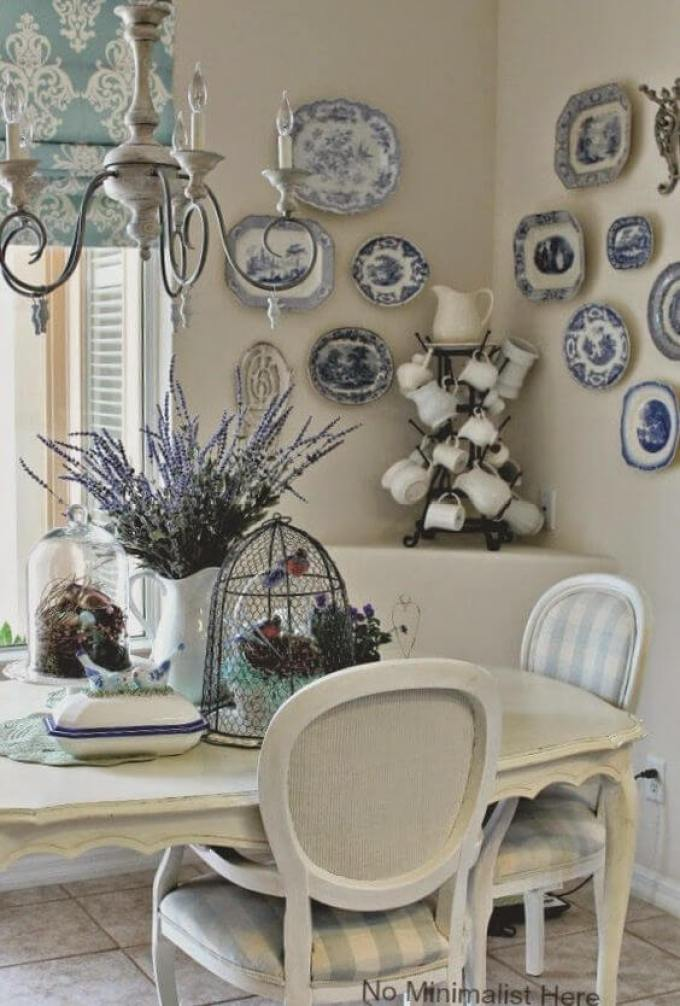 French Country Decor Show What You Have Got - Harppost.com