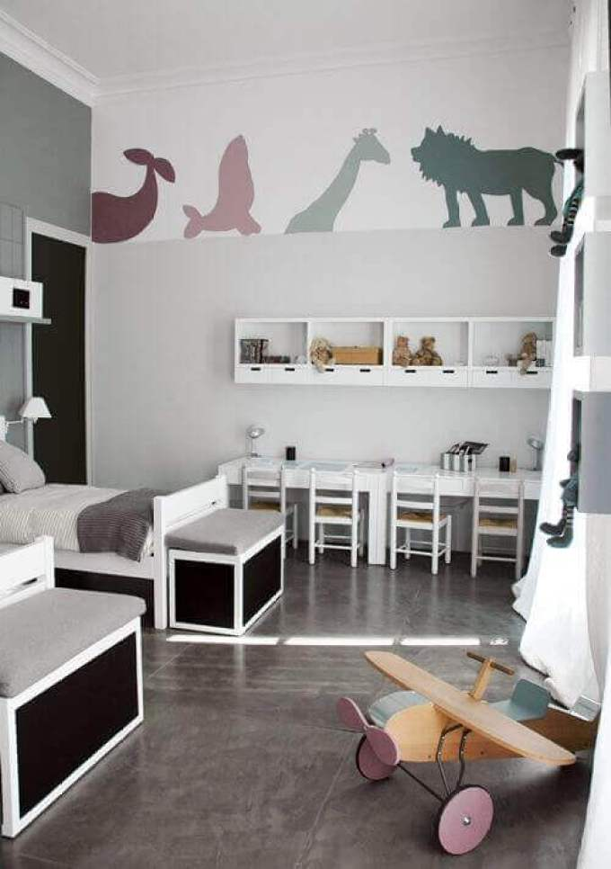 Kids Bedroom Ideas An Unforgettable Slumber Party - Harppost.com
