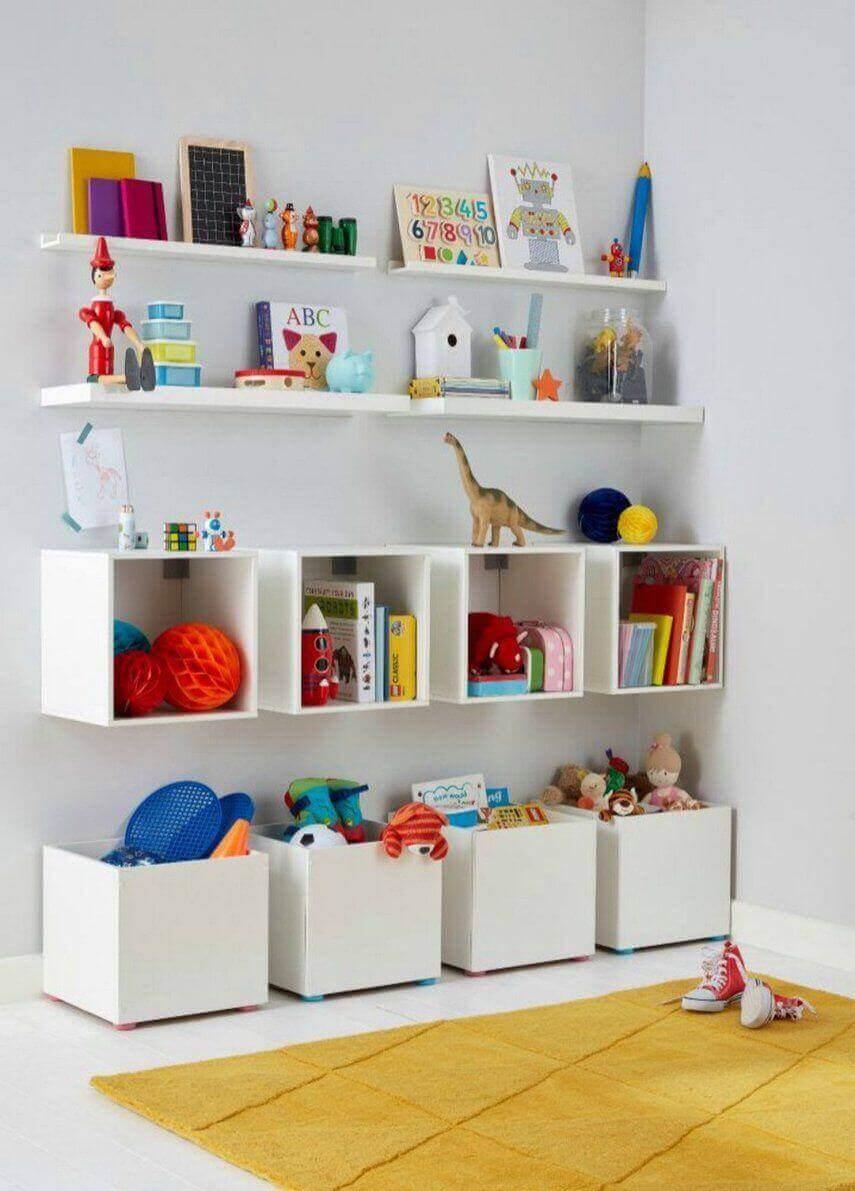 Kids Bedroom Ideas Cheerful Playground