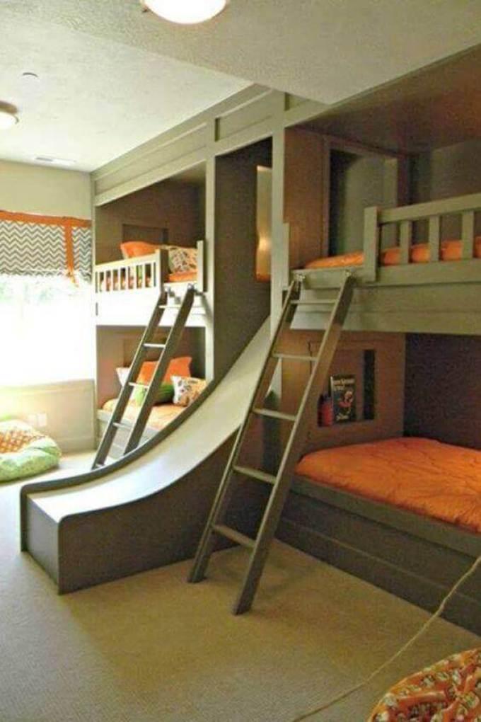 Kids Bedroom Ideas Double Bunk Beds - Harppost.com