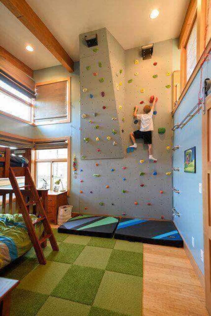 Kids Bedroom Ideas Invoke the Spirit of Sportsmanship - Harppost.com