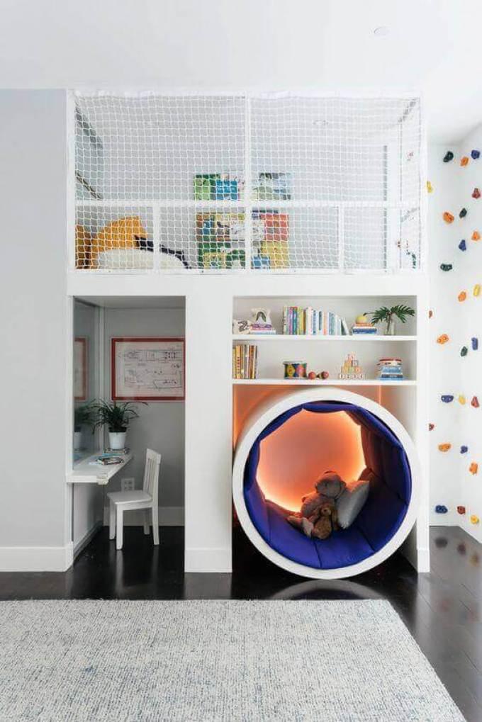 Kids Bedroom Ideas Sporty Escape - Harppost.com